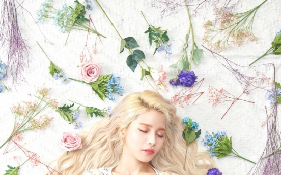 Mamamoo's solar confirms new releases for solo project