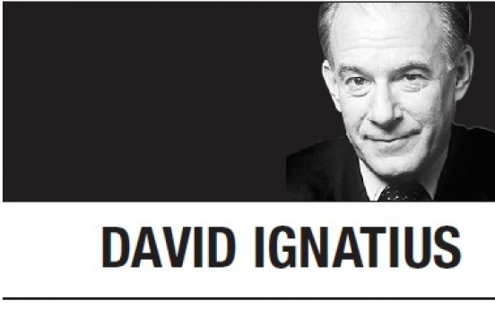 [David Ignatius] Space: the new frontier of warfare