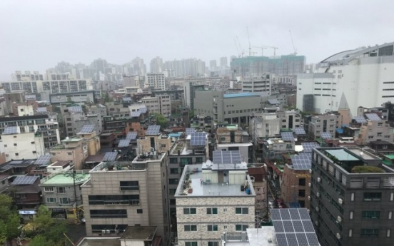 [Feature] Seoul neighborhoods become green energy leader