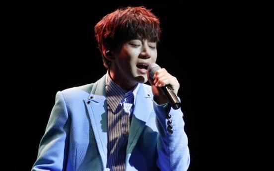 Hwang Chi-yeol returns as heart-stirring balladeer