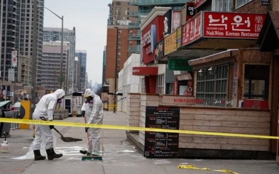 Korean-Canadians respond to Toronto van attack