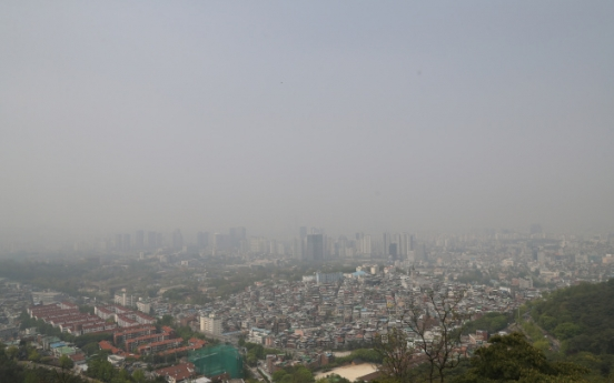 [Weather] Glimpse of early summer, fine dust level 'unhealthy'