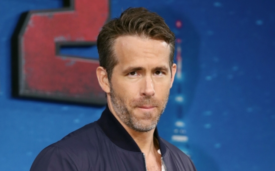 [Video] Ryan Reynolds visits Korea for 'Deadpool 2'