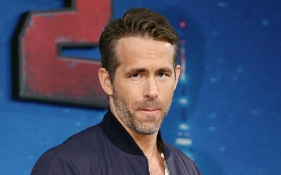 [Video] Ryan Reynolds visits Korea for 'Deadpool 2'