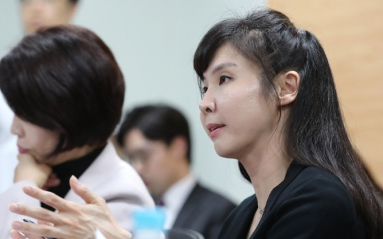 Prosecutor who ignited #MeToo in Korea condemns prosecution's sexual assault probe