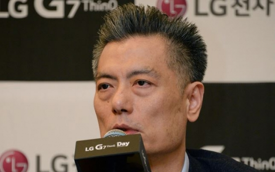 LG's mobile head promises lower price, better quality with G7 ThinQ
