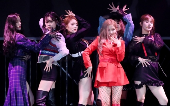 Multinational girl group (G)I-DLE debuts with 'I Am'