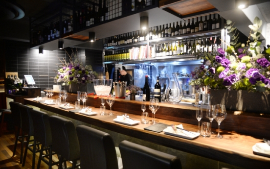 Modern Italian eats at Titolo