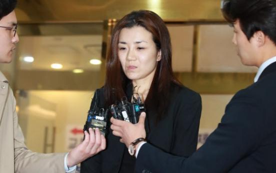 Prosecution rejects Korean Air heiress' arrest warrant over alleged assault