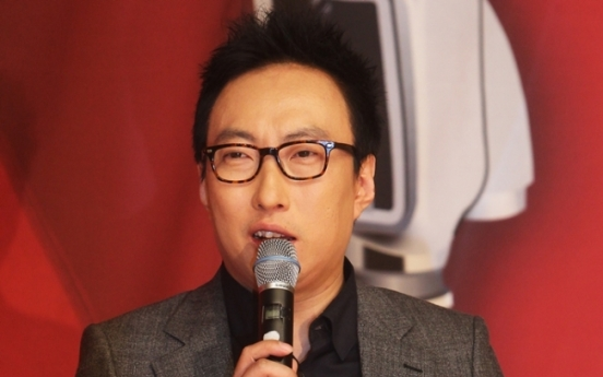 Comedian Park Myung-soo to be featured in health-themed show