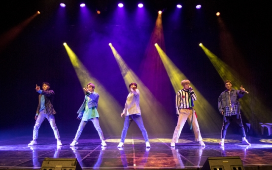 Teen Top returns with energy of 'Seoul Night'