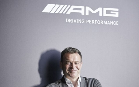 [Herald Interview] Performance hybridization is future for Mercedes-AMG: CEO