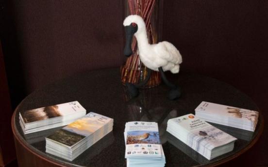 EAAFP celebrates World Migratory Bird Day