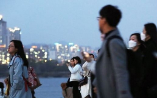 S. Korea's millennials optimistic about economy: survey