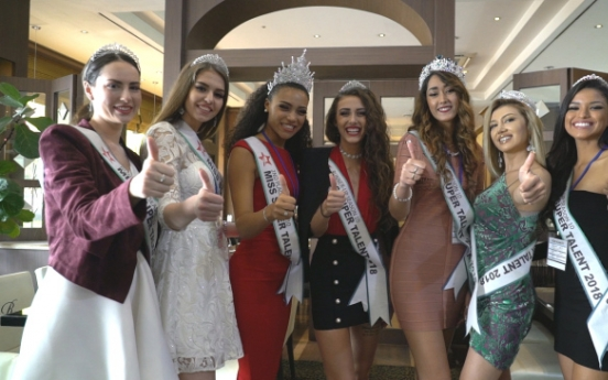[Video] Polyglots, businesswomen among winners of 10th Miss SuperTalent pageant