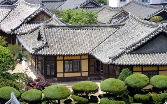 [Eye Plus] Jeonju Hanok Village, a touchpoint of Korea's past and present