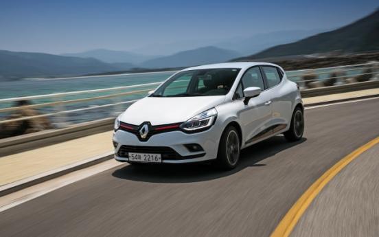 Renault Clio forays into local compact car market