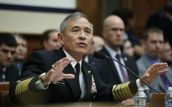 Trump names Admiral Harry Harris new US ambassador to South Korea