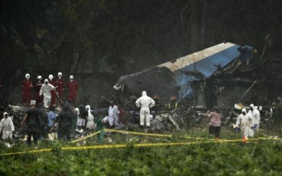 No reports of S. Korean casualties in Cuban plane crash