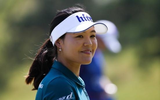 Korean Chun In-gee loses in LPGA playoff