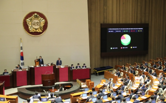 Parliament passes extra budget bill, special counsel probe