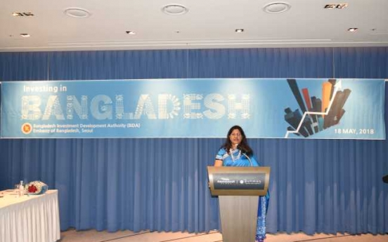 Bangladesh lures investments across lucrative sectors