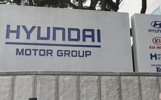 Hyundai Motor Group retracts spinoff merger plan