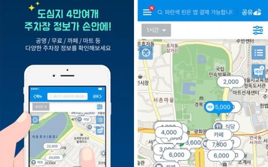 [Weekender] Parking made easy via smartphone applications