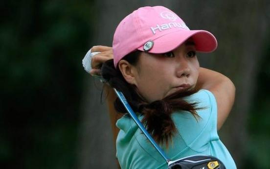 Korean Kim In-kyung falls short in bid for 8th LPGA win