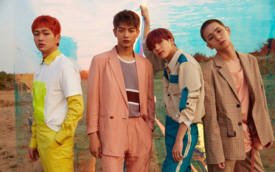 SHINee returns with new single 'Good Evening'