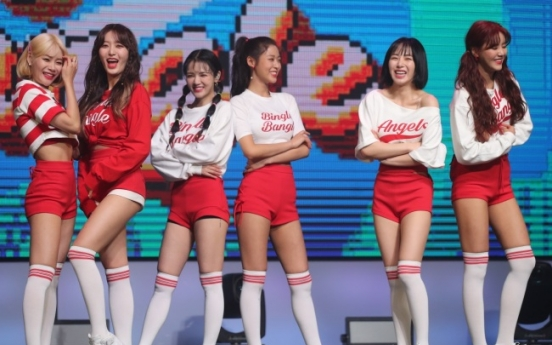 AOA returns stronger after Choa's departure