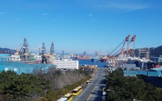 Shipbuilding cities to get emergency assistance