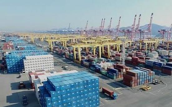S. Korea economy grows revised 1% in Q1: BOK