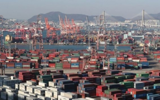 S. Korea's exports jump 13.5% on-year in May