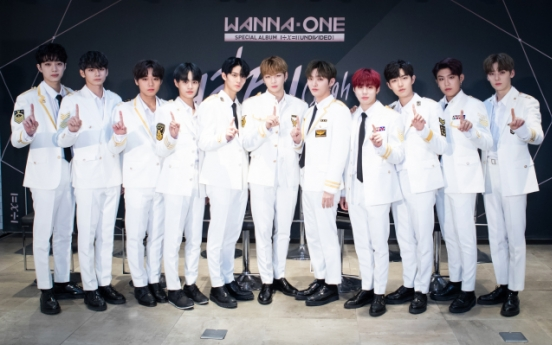Wanna One continues at full throttle
