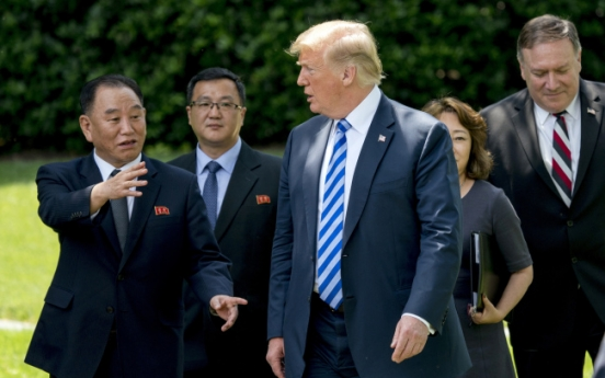 [US-NK Summit] Seoul expresses hope for success of Trump-Kim summit