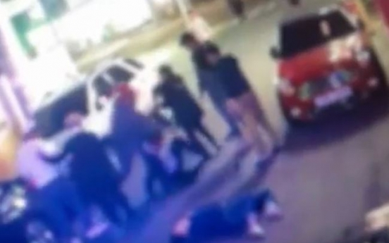 'Daegu assault' video goes viral, touching off disputes