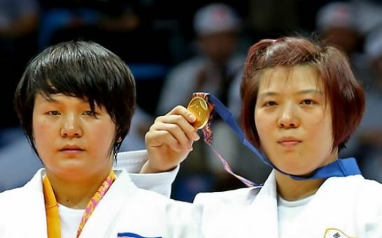 S. Korea, N. Korea to form joint judo team for East Asian competition