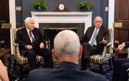 [US-NK Summit] US may be considering Nunn-Lugar program for NK denuclearization