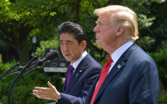 [US-NK Summit] Trump says he could invite Kim to US if summit goes well