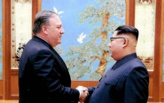 [US-NK Summit] Pompeo to visit S. Korea after N. Korea summit