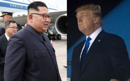 [US-NK Summit] Expectations running high for successful outcomes