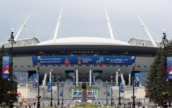 S. Korea readies for base camp stay in St. Petersburg
