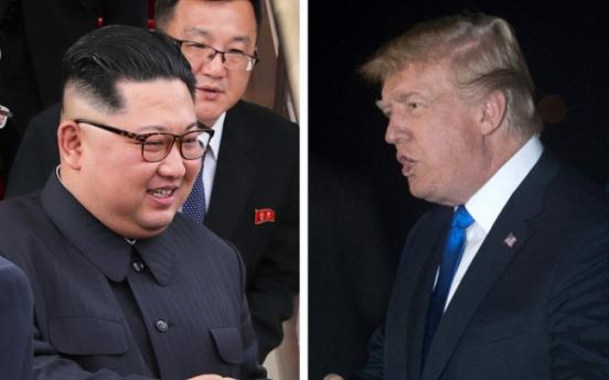 [US-NK Summit] Trump, Kim set for historic nuclear summit