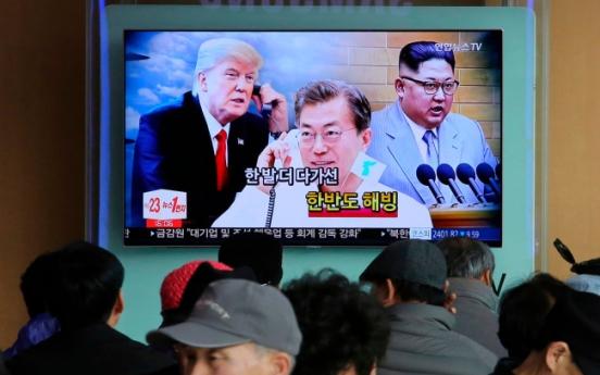 [US-NK Summit] S. Korea's mediation diplomacy seen as rarity in international politics
