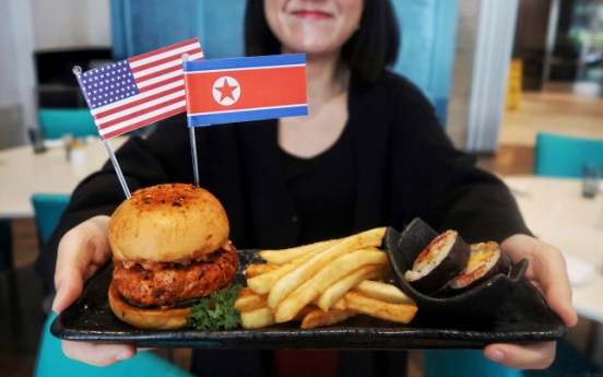 [US-NK Summit] Unlike Singapore, Korean F&B firms careful about Trump-Kim marketing