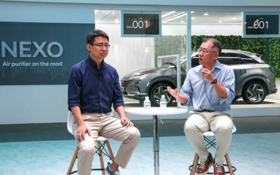 Hyundai, Kia step up cooperation with Chinese IT firms for future mobility