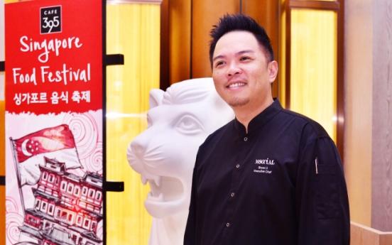Sharing taste of modern Singapore with Seoul