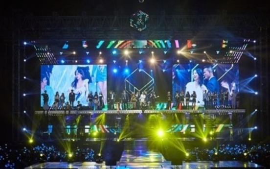 Cube Entertainment artists join voices in 4-hour-long concert
