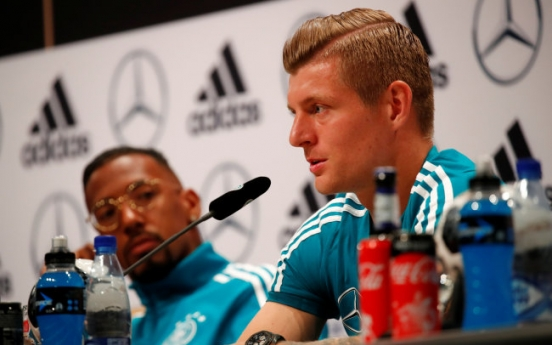 Troubled Germany look to make World Cup statement against Mexico